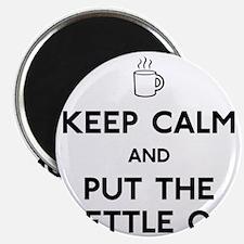 FIN-keep-calm-kettle-on-CROP Magnet