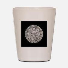 Mayan Calendar only Shot Glass