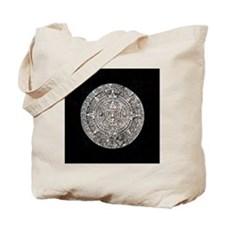 Mayan Calendar only Tote Bag
