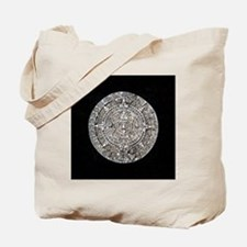 Mayan Calendar only Tote Bag