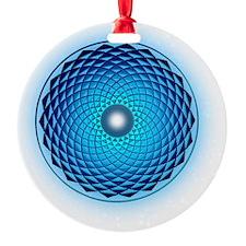 1000 Petal Lotus Crop-Circle Ornament