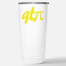qtpib Stainless Steel Travel Mug