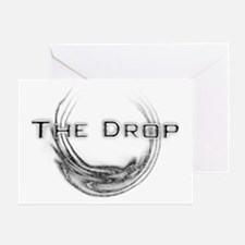 The Drop Greeting Card