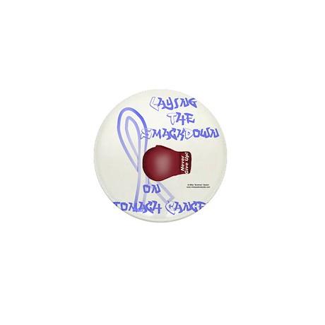 StomachCancer_bear Mini Button
