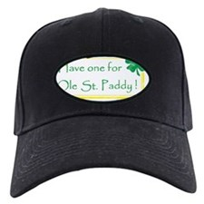 have one for ole st paddy faded Baseball Hat