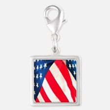 Flags ipad2 cover Silver Square Charm