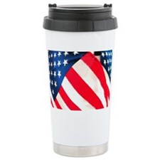 Flags stadium Travel Mug