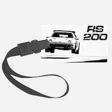 RS200 Luggage Tag