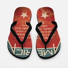 jan12_america_grunge Flip Flops