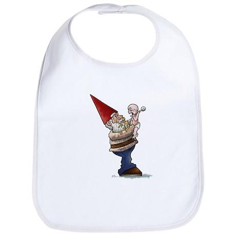 Bambino Gnome Bib