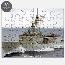gary framed panel print Puzzle