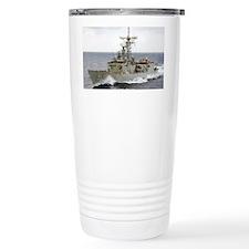 gary rectangle magnet Thermos Mug