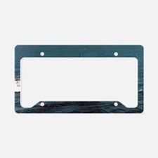 gphilip rectangle magnet License Plate Holder