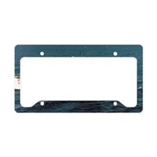 gphilip framed panel print License Plate Holder