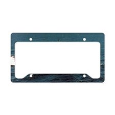 gphilip large framed print License Plate Holder