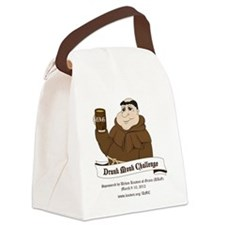 DMC 2012 Glass Canvas Lunch Bag