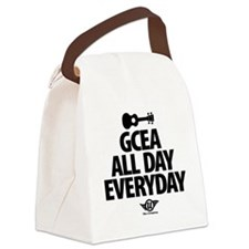 GCEA All Day Everyday Canvas Lunch Bag