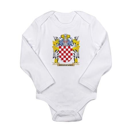 Baszkiewicz Coat of Arms - Family Crest Body Suit