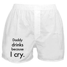 DaddyDrinks Boxer Shorts