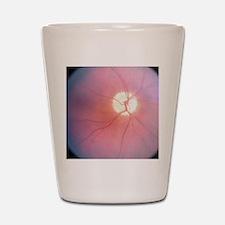 Optic Nerve T-Shirt 4 Doctors Shot Glass