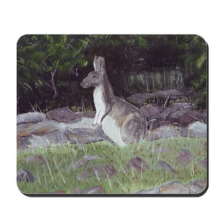 kangaroo coaster keepsake box Mousepad