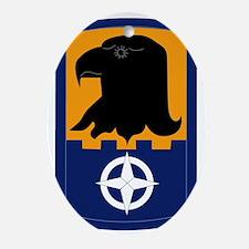 SSI - 244th Aviation Brigade Oval Ornament