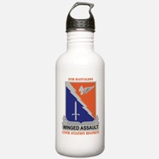 DUI---8-229th-Aviation Water Bottle