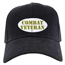 COMBAT VETERAN Baseball Hat