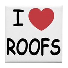 ROOFS Tile Coaster