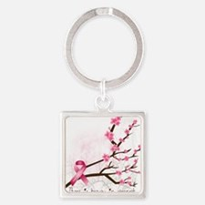 breastcancerawareness Square Keychain