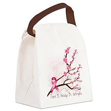 breastcancerawareness Canvas Lunch Bag