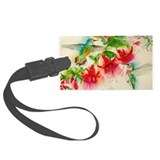 Hummingbird Luggage Tags