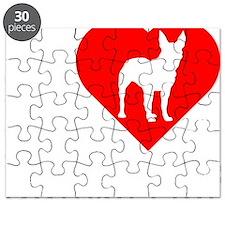 Bullterrier-Darks Puzzle