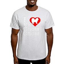 Chow-Chow-Darks T-Shirt