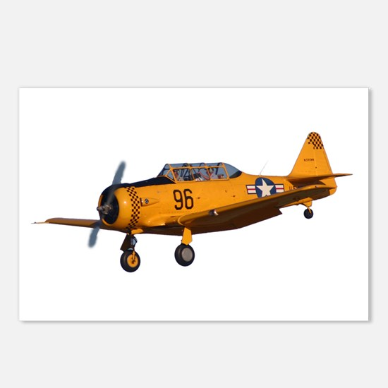 T-6 Postcards (Package of 8)