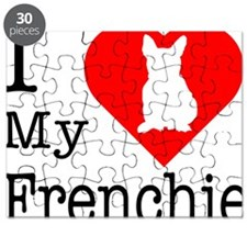 Frenchie Puzzle