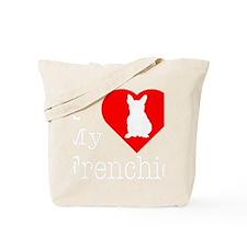 Frenchie-Darks Tote Bag