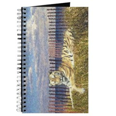 Tiger on the Beach Journal