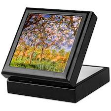 """Claude Monet"" Keepsake Box"
