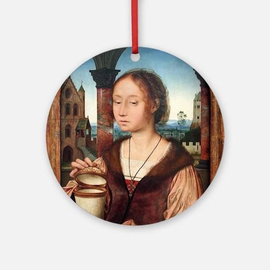 Saint Mary Magdalene - Quinten Massys - c 1520 Rou