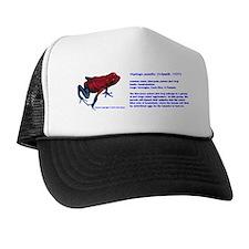 Oophaga pumilio cup Trucker Hat