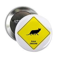 Ocicat Crossing Button