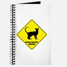 Shorthair Crossing Journal
