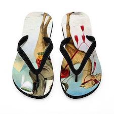 RB_egyptian camel rb abroad_SQ Flip Flops