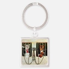 RB_locked up in russia rb abroad_S Square Keychain
