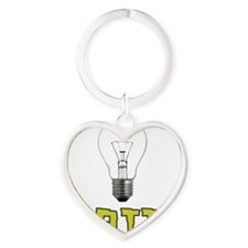 Watt Heart Keychain