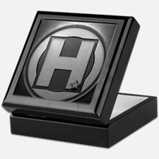 H Steel Keepsake Box