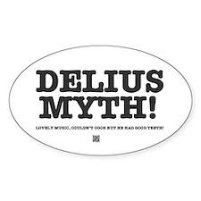 DELIUS MYTH! Decal