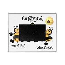 Bee T-Shirt forgiving Picture Frame