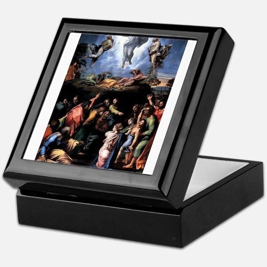 Transfiguration - Raphael Keepsake Box
